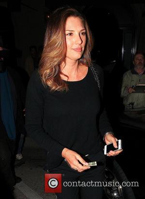 Daisy Fuentes - Daisy Fuentes leaving Craig's in West Hollywood - Los Angeles, California, United States - Wednesday 23rd April...