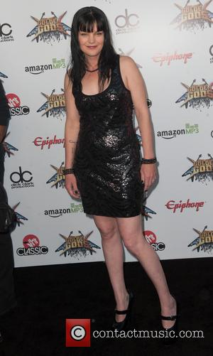 Pauley Perrette - The Revolver Golden Gods Awards Show - Arrivals - LA, California, United States - Wednesday 23rd April...