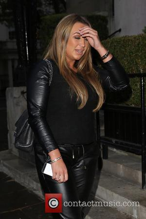 Lauren Goodger - Superdrug 50th birthday party held at One Marylebone - Arrivals - London, United Kingdom - Wednesday 23rd...