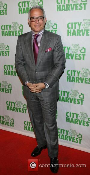 GEOFFREY ZAKARIAN - City Harvest: An Event Of Practical Magic held at Cipriani - New York, New York, United States...