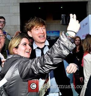 Domhnall Gleeson - Irish premiere of Lenny Abrahamson's new movie 'Frank' at the Light House Cinema - Dublin, Ireland -...