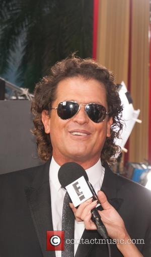 Carlos Vives - Presenters, performers and nominees meet fans and media across the red carpet at the Latin Billboard Arrivals...