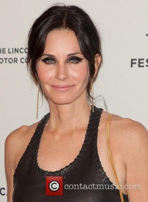 Courteney Cox Engaged To Snow Patrol Guitarist Johnny McDaid