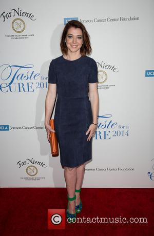 Alyson Hannigan - Celebrities attend 19th Annual Jonsson Cancer Center Foundation's (JCCF)