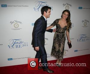 Darren Criss and Lea Michele - Celebrities attend 19th Annual Jonsson Cancer Center Foundation's (JCCF)