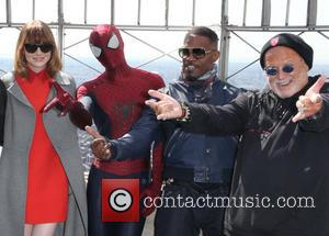 The Casts, Matthew Tolmach, Dane Dehaan, Emma Stone, Spider Man, Jamie Foxx and Avi Arad