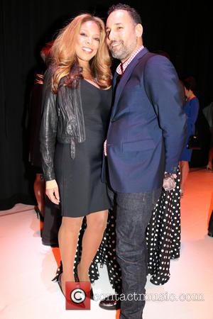 Wendy Williams and Arnold Germer - Good Shepherd Services Spring Party Hosted By Isaac Mizrahi - New York, New York,...