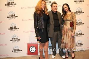 Wendy Williams, Isaac Mizrahi and Georgina Chapman