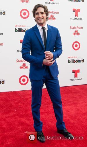 Diego Boneta - Billboard Latin Music Awards 2014 held at Bank United Center - Arrivals - Miami, Florida, United States...