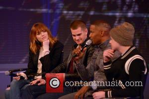 Emma Stone, Andrew Garfield, Jamie Foxx and Dane Dehaan