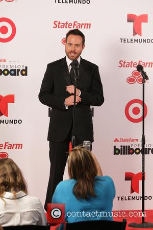 Erik Hayser - Billboard Latin Music Awards 2014 held at Bank United Center - Pressroom - Coral Gables, Florida, United...