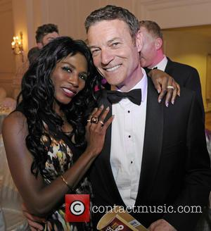 Sinitta and Chris Sullivan Rbs