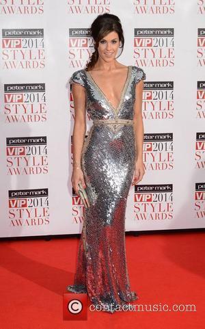 Glenda Gilson - VIP Style Awards at The Marker Hotel - Arrivals - Dublin, Ireland - Friday 25th April 2014