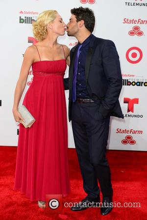 David Chocarro - 2014 Billboard Latin Music Awards - Press Room - Coral Gables, Florida, United States - Friday 25th...