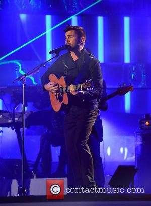 Juanes - Billboard Latin Music Awards 2014 held at Bank United Center - Show - Coral Gables, Florida, United States...