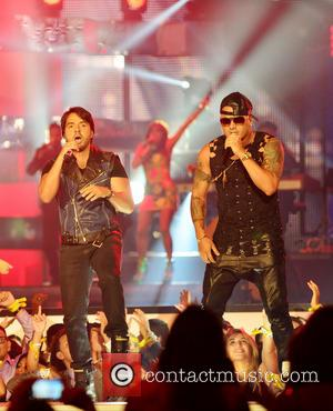 Luis Fonsi and Wisin