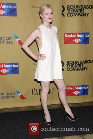 Gayle Rankin - Opening night after party for Broadway's Cabaret at Studio 54 - Arrivals. - New York, New York,...