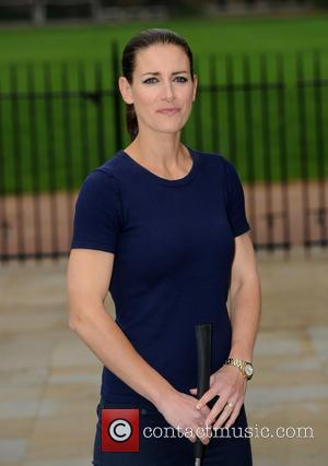 Kirsty Gallacher - BMW PGA Championship Performance Putting Challenge - London, United Kingdom - Friday 25th April 2014