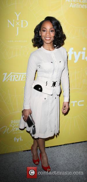 Anika Noni Rose - Variety Power Of Women: New York - Red Carpet Arrivals - NYC, New York, United States...