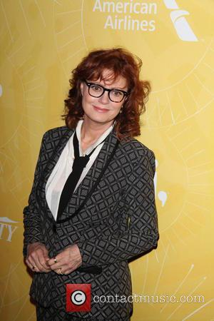 Susan Sarandon - Variety Power Of Women: New York - Red Carpet Arrivals - NYC, New York, United States -...