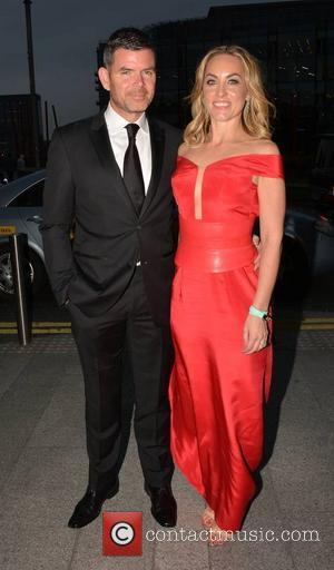 Kathryn Thomas and Padraig McLoughlin - VIP Style Awards at The Marker Hotel - Arrivals - Dublin, Ireland - Friday...
