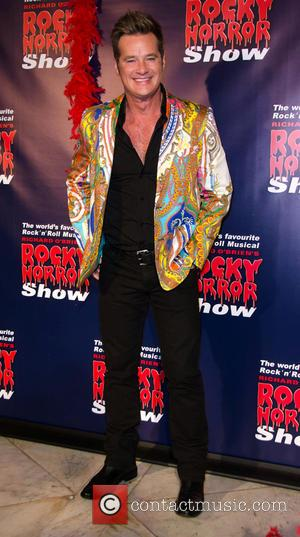 Richard Ried - Rocky Horror Show opening night - Arrivals - Melbourne, Australia - Saturday 26th April 2014