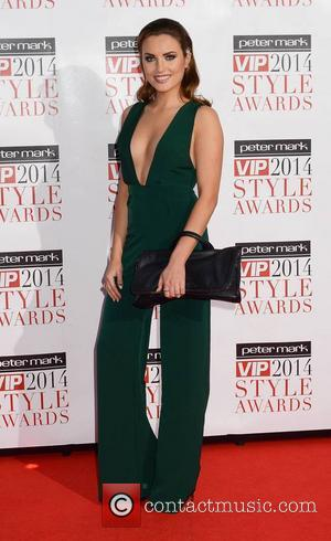 Holly Carpenter - VIP Style Awards 2014 at The Marker Hotel... - Dublin, Ireland - Saturday 26th April 2014