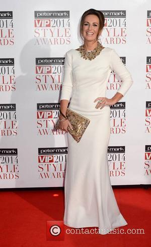 Lorraine Keane - VIP Style Awards 2014 at The Marker Hotel... - Dublin, Ireland - Saturday 26th April 2014