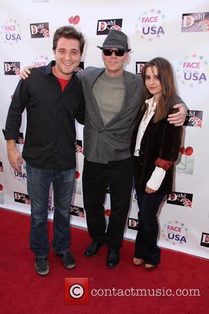 Trevor Morgan, Tenny Fairchild and Elizabeth Rice