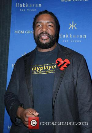 Questlove - Hakkasan Las Vegas Celebrates First Anniversary inside MGM Grand Hotel & Casino - Las Vegas, Nevada, United States...