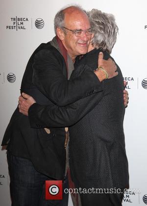 Shep Gordon and Michael Douglas