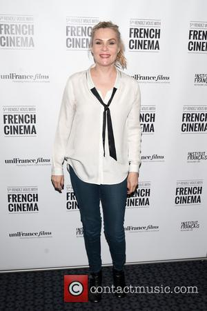 Emmanuelle Seigner - Rendez-vous with French Cinema: 'Venus in Fur' screening held at the Curzon Soho - Arrivals. - London,...