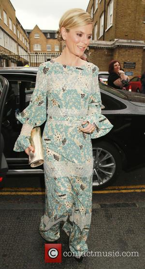 Emilia Fox - The British Academy Television Craft Awards held at The Brewery - Outside Arrivals - London, United Kingdom...