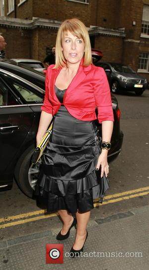 Fay Ripley - The British Academy Television Craft Awards held at The Brewery - Outside Arrivals - London, United Kingdom...