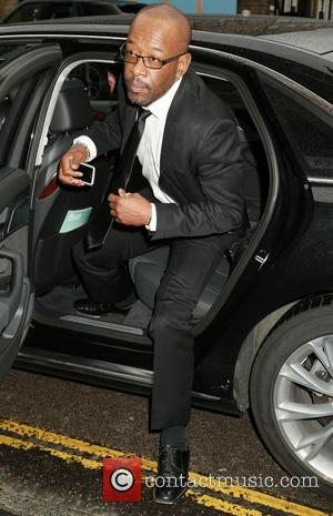 Lennie James - The British Academy Television Craft Awards held at The Brewery - Outside Arrivals - London, United Kingdom...