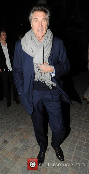 Bryan Ferry - Celebrities at the Chiltern Firehouse restaurant in Marylebone - London, United Kingdom - Sunday 27th April 2014