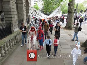 Somerset House, Spider Man