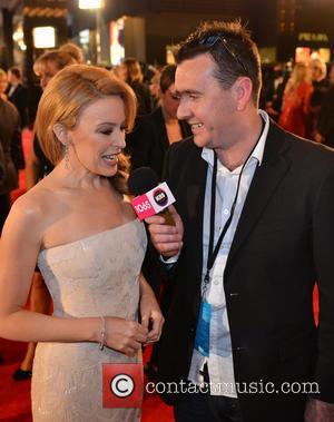 Kylie Minogue - 2014 TV Week Logie Awards - Arrivals - Melbourne, Australia - Sunday 27th April 2014