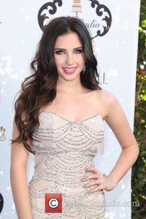 Ryan Newman - Ryan Newman's glitz and glam sweet 16 birthday party - Los Angeles, California, United States - Sunday...