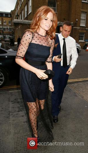 Patsy Palmer - The British Academy Television Craft Awards held at The Brewery - Outside Arrivals - London, United Kingdom...