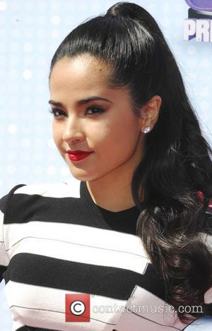 Becky G. - Radio Disney Music Awards 2014 - Los Angeles, California, United States - Sunday 27th April 2014