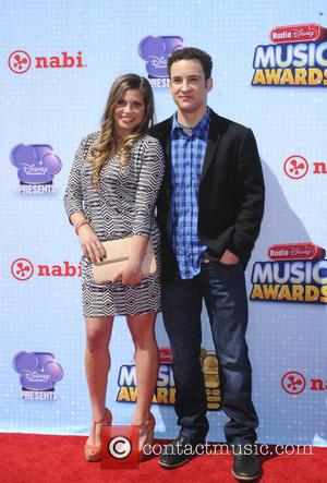 Danielle Fishel and Ben Savage - Radio Disney Music Awards 2014 - Los Angeles, California, United States - Sunday 27th...