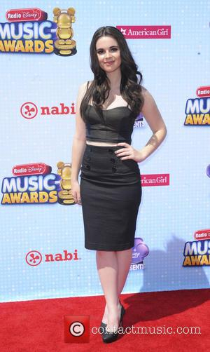 Vanessa Marano - Radio Disney Music Awards 2014 - Los Angeles, California, United States - Sunday 27th April 2014
