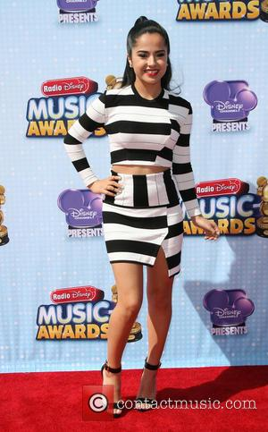 Becky G - Disney Channel Presents 2014 Radio Disney Music Awards held at the Nokia Theatre L.A. Live - Los...