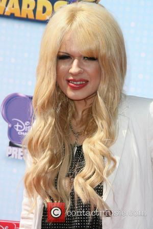 Orianthi - Disney Channel Presents 2014 Radio Disney Music Awards held at the Nokia Theatre L.A. Live - Los Angeles,...