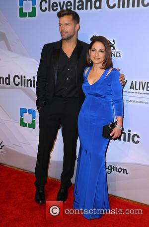 Ricky Martin and Gloria Estefan - Keep Memory Alive's 18th Annual