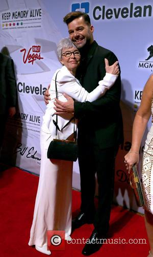 Rita Moreno and Ricky Martin - Keep Memory Alive's 18th Annual