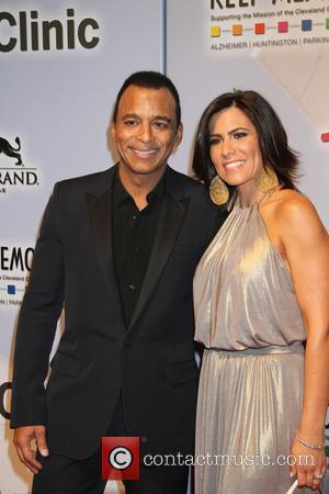 Jon Secada and Mari Secada