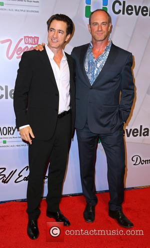 Dermot Mulroney and Christopher Meloni - Keep Memory Alive's 18th Annual
