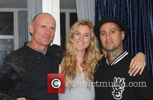 Joss Stone, Pete Bethune and Tiki Taane